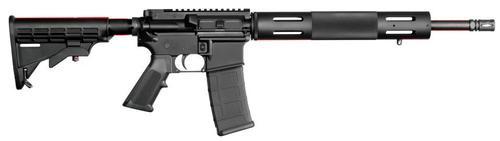 "Bushmaster XM-15 Carbine, .300 AAC Blackout, 16"", 30rd, Black"