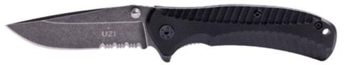 """Campco Uzi Accessories Tactical Folding Knife 2.75"""" Stainless Steel Straight"""