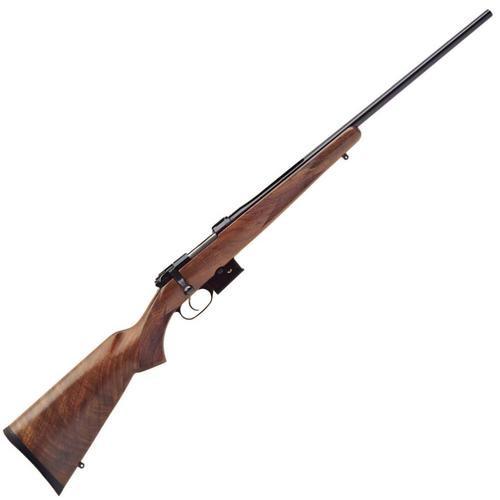 """CZ 527 American Bolt 7.62x39mm 21.8"""" Barrel, Turkish Walnut Stock Black, 5rd"""