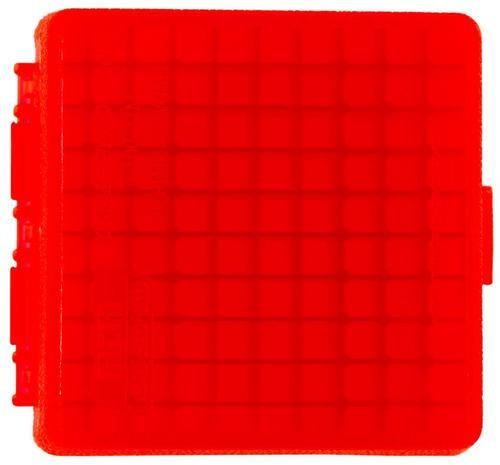 MTM Rimfire Ammo Box 22 Mag/17 HMR 100 rd Red