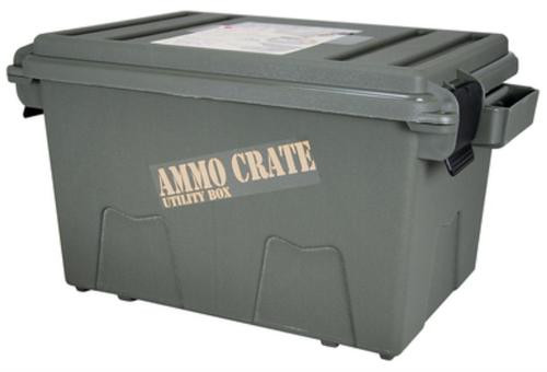 MTM ACR7 Ammo Crate Army, Green