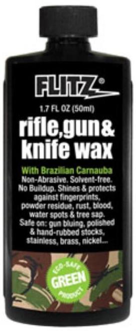 Flitz Rifle Gun and Knife Wax 7.6 oz Bottle