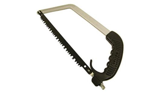 Allen High Mesa Takedown Saw, Includes Wood and Metal Blade, Endura Case