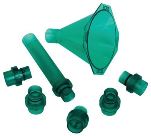 RCBS Quick Change Powder Funnel Kit