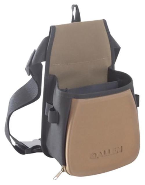 Allen Eliminator Basic Double Compartment Shooting Bag Black/Coffee/Copper