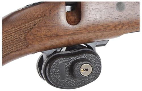 Allen Trigger Gun Lock Single Keyed Comes with Two Keys