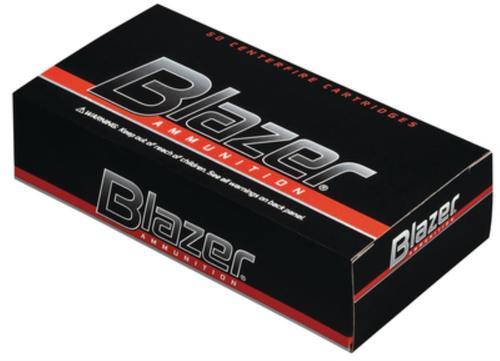 CCI Blazer .32 ACP 71 Gr, Total Metal Jacket, Aluminum Case, 50rd Box