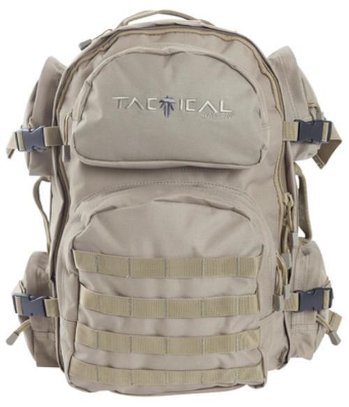 Allen Intercept Tactical Pack 18.5x16x10 Inches Tan