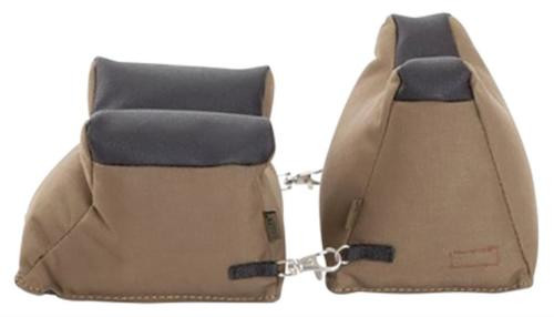 Allen Filled Front/Rear Rest Combo Tan/Brown