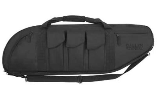 "Allen Battalion Tactical Single Rifle Case, 34"", Polyester, Black"