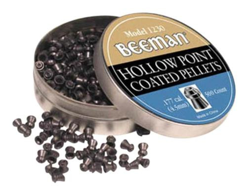 Beeman Hollow Point Pellets .177, 500/Pack