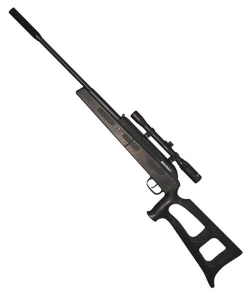 Beeman Rebel Air Rifle Break Open, .177 Black