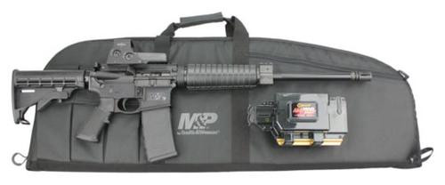 """Smith & Wesson M&P 15 Sport II EoTech 512 Kit 5.56/223, 16"""" Barrel, EoTech, Caldwell Mag Charger, Gun Case, 30rd Mag"""