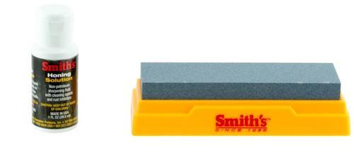 Smiths Products 2 Stone Sharpening Kit Arkansas Stone Fine