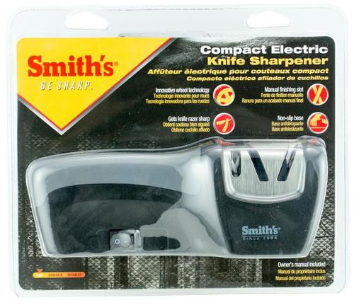 Smiths Products Edge Pro Compact Electric Knife Sharpener Ceramic Coarse