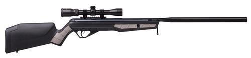 Benjamin Steel Eagle Air Rifle Break Open .22 Pellet Black