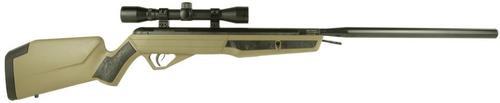 Benjamin Golden Eagle Air Rifle Break Open .177 Pellet Black/FDE