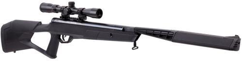 Benjamin Mayhem Air Rifle Break Open .22 Black