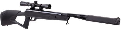 Benjamin Mayhem Air Rifle Break Open .177 Pellet/BB Black