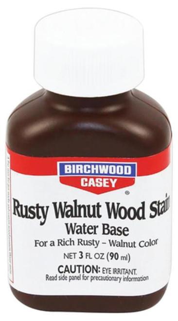 Birchwood Casey Rusty Walnut Stain Three Ounce
