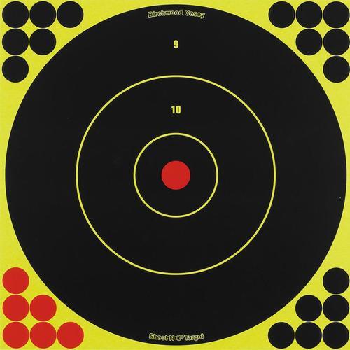 Birchwood Casey Shoot-N-C Targets 100 Pack