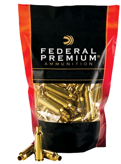 Federal Ammunition Lake City Unprimed New Brass Cases .223 Remington, 250/Bag