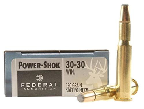Federal Vital-Shok 30-30 Winchester 150gr, Trophy Copper, 20rd Box