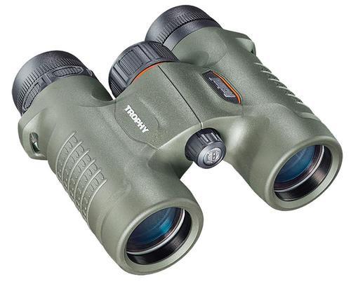 Bushnell Trophy 8x 32mm 393 ft @ 1000 yds FOV 16.5mm Eye Relief Green Ru