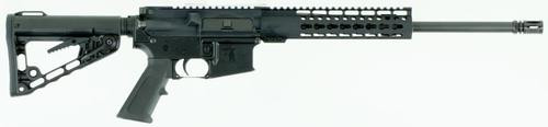 "Diamondback DB15, .223/5.56, 16"", 10rd, ATI Strikeforce Stock, Black"