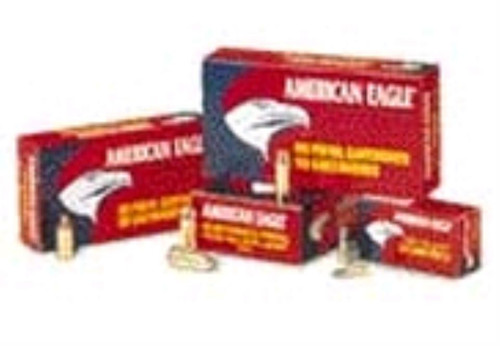 Federal American Eagle 22LR Copper 38gr, Hollow Point, 400rd/Brick