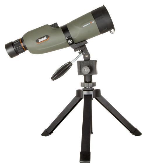 Bushnell Trophy 16-48x 50mm 125-42 ft @ 1000 yds 16mm Black/Green