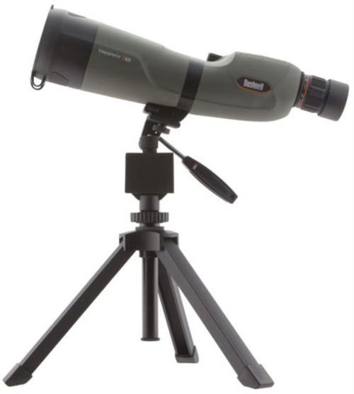 Bushnell Trophy 20-60x 65mm 105-35 ft @ 1000 yds 18mm Black/Green