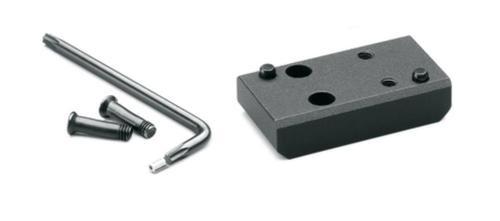 Leupold DeltaPoint Pro Cross-Slot Riser For AR 1-Piece Style Black Matte