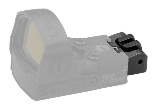 Leupold Rear Iron Sight, Fits DeltaPoint Pro, Black