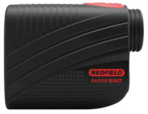 Redfield Optics Raider 650 6x 23mm 6 yds 650 yds 7 Degrees, Black