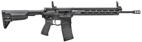 "Springfield SAINT Edge AR-15 223/556, 16"" Barrel, Mid-Length Gas System, Billet Lower, Flip Up Sights, 30rd Mag"