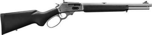"Marlin 1895 Trapper 45-70, 16.5"" SS Barrel, Skinner Sights, Big Loop Lever, Black Stock"
