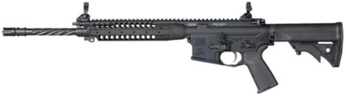 "LWRC IC-Enhanced 5.56/223 16"" Spiral Fluted Barrel Adjustable Stock MOE Grip 10 Round - CA Compliant 2018"