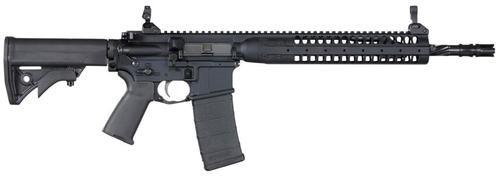 """LWRC Individual Carbine SPR AR-15 5.56/223 16"""" barrel *CA Compliant* 10rd Mag"""