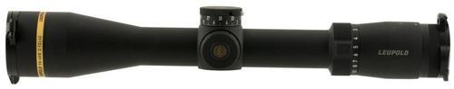 Leupold VX-6HD 2-12x 42mm Obj 57.5-10.2 ft @ 100 yds FOV 30mm Tube Black Illuminated FireDot Duplex