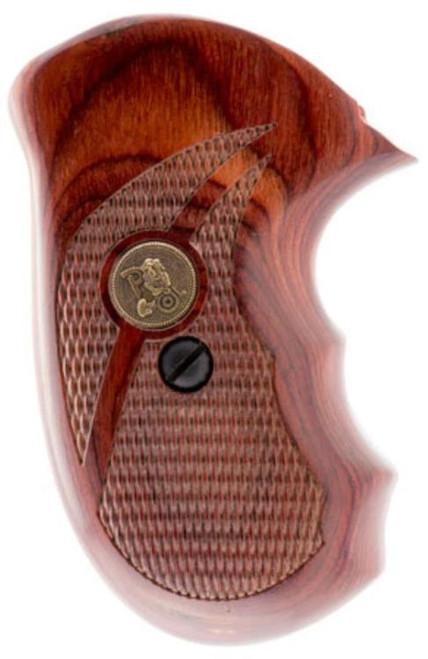 Pachmayr Renegade Laminate Revolver Grip Panels S&W J Frame Round Butt Ch