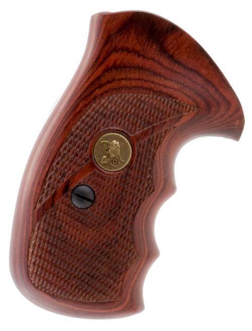 Pachmayr Renegade Laminate Revolver Grip Panels S&W N Frame Round Butt Ch
