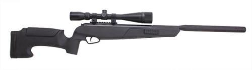 Stoeger X20S Suppressed Airgun .177 cal Black, Illuminated 4x32 Scope