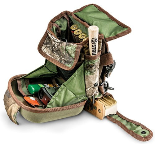 Hunters Specialties Undertaker Chest Pack Utility Bag Nylon OD Green/ Camo