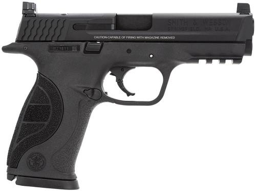 "Smith & Wesson M&P 9 Pro with C.O.R.E Double 9mm, 5"" Barrel, Black Int,, rd,  10 rd"