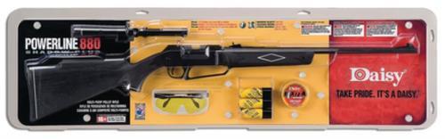 Daisy Model 880 Shadow .177 Caliber Shooters Kit