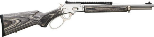 "Marlin 1894SBL 44 Mag/44 Special, 16"" Barrel, Laminate, Ghost Ring Sights, Scout Mount, Big Loop Lever, 7rd"
