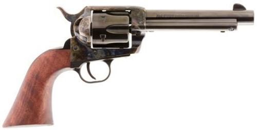 "Traditions 1873 Froniter Single 357 Magnum 5.5"" 6 Walnut Blued"