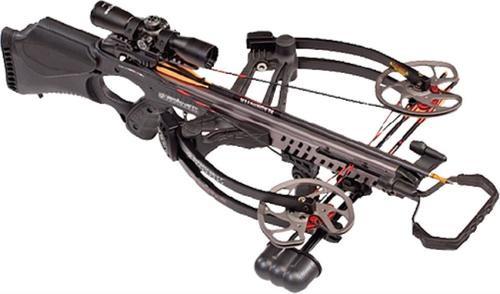 Barnett Crossbows Vengeance Crank Cocking Device