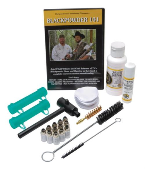 CVA Essentials Accessory Outfit For Any .50 Caliber Muzzleloader Includes Cleaning and Shooting Essentials